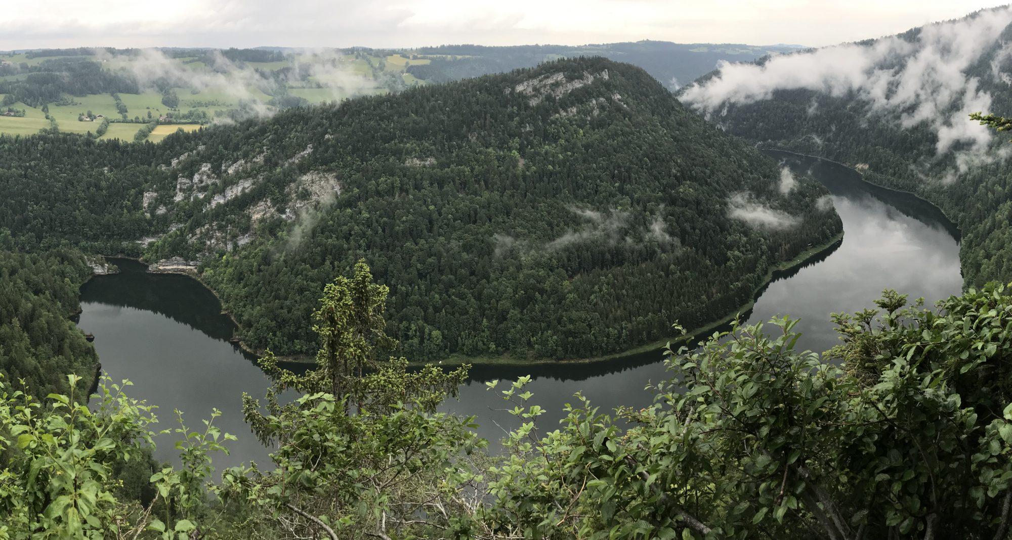 Trail du Saut du Doubs